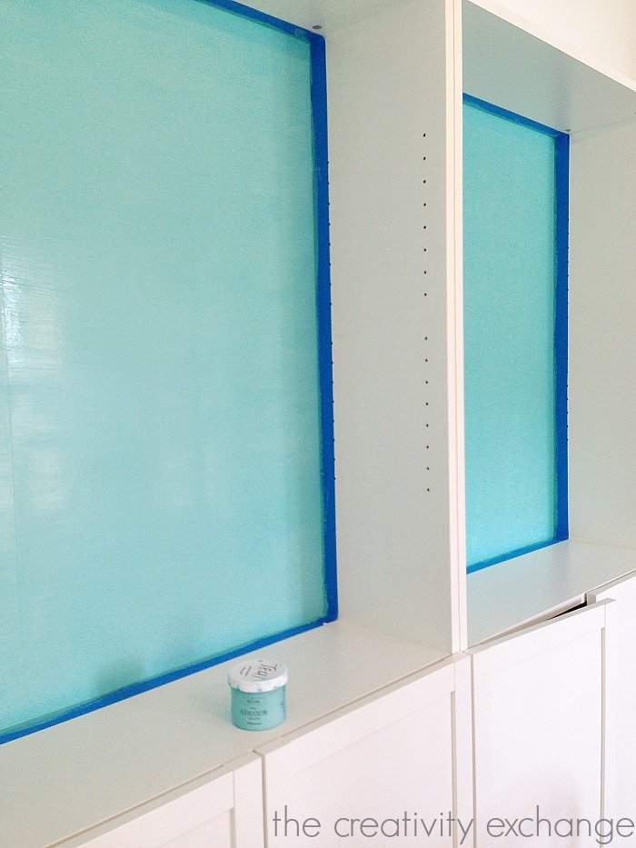 Velvet Finishes paint. No priming needed and gorgeous matte finish. The Creativity Exchange