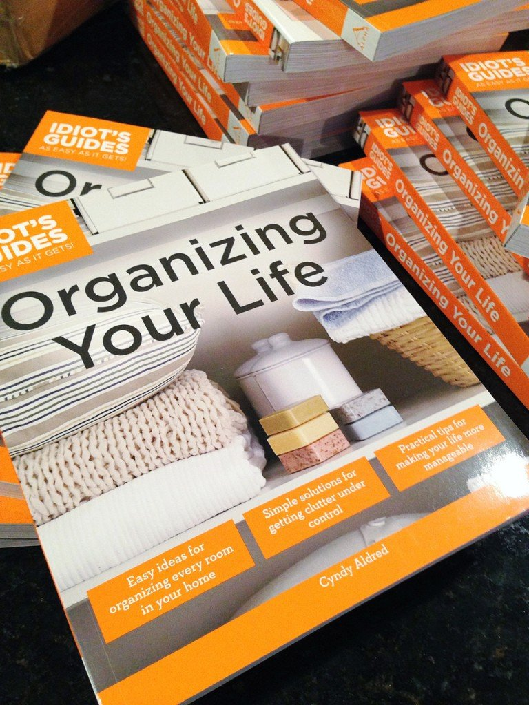 Organizing Your Life by Cyndy Aldred