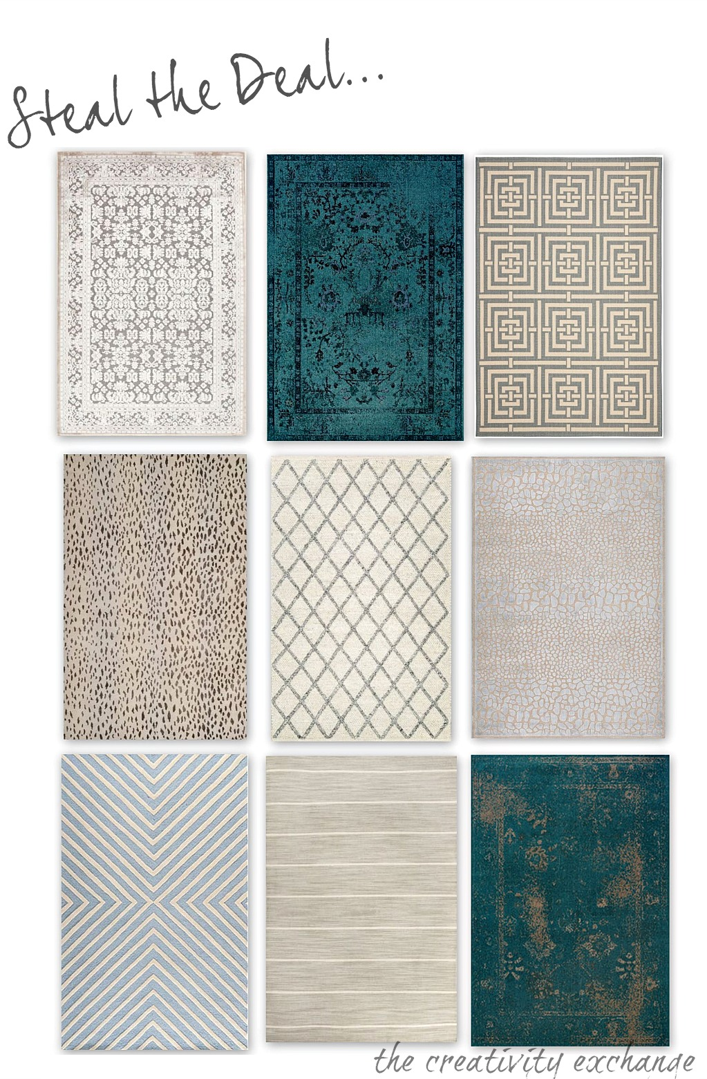 25 Rugs That Steal The Show. 100 Caitlin Wilson 8 Great Rugs ...