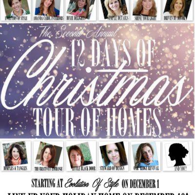 12 Days of Christmas Tour + Printable Holiday To Do List