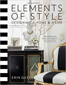 Elements of Style Design Book from Erin Gates.