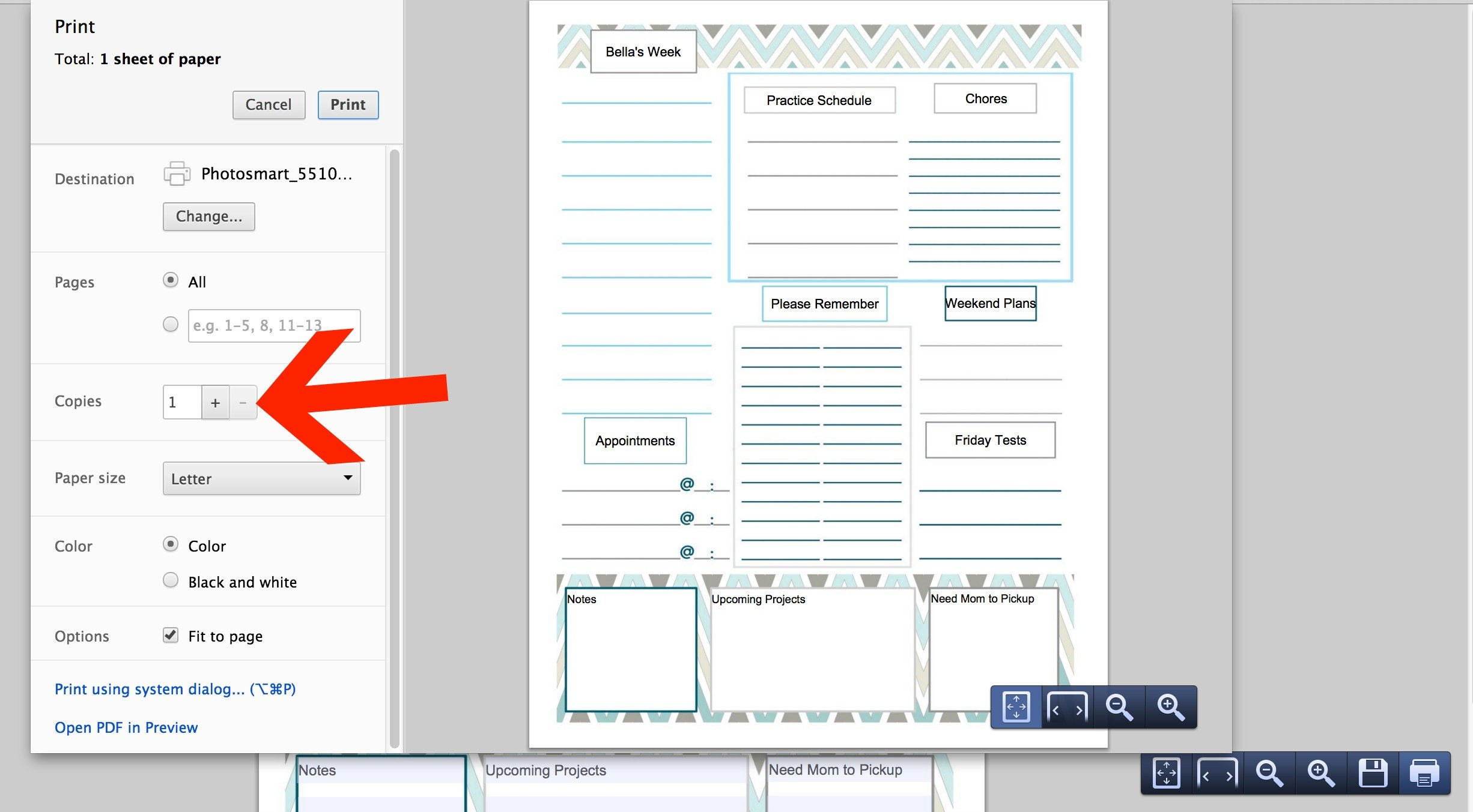 Customizable and Free Printable To Do List that You Can Edit – Christmas List Maker Free