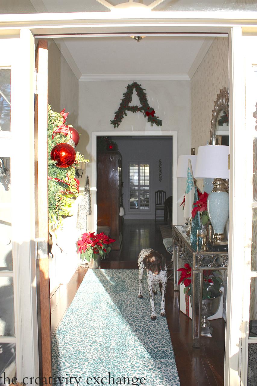 The Creativity Exchange Christmas home tour