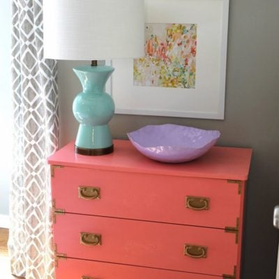 DIY Dresser Transformation {Claire Brody Designs}