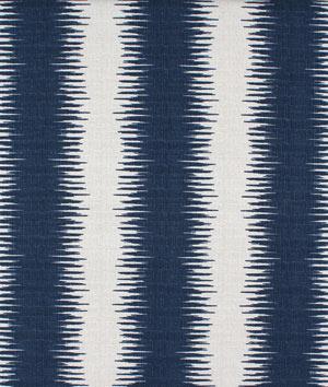 Premier Prints Jiri Nina Navy Birch Fabric