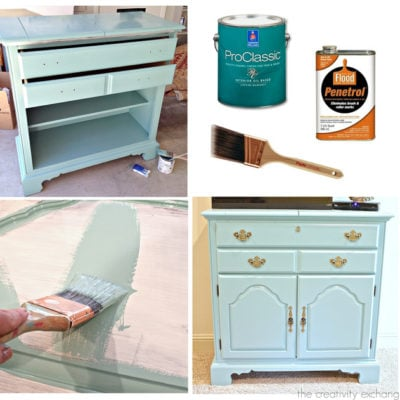 Tips for Painting Furniture with Enamel