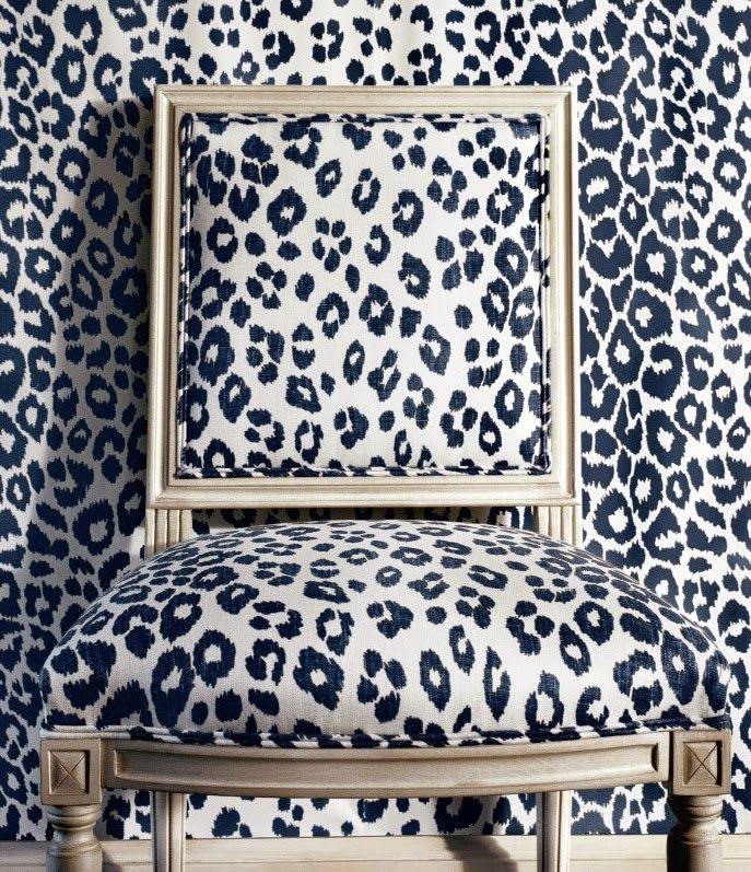 Favorite wallpaper trends wallpaper crush for Designer animal print fabric