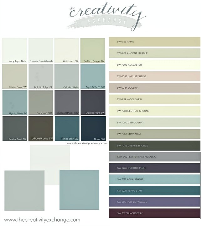 2016 paint color forecasts and trends - Exterior paint trends design ...