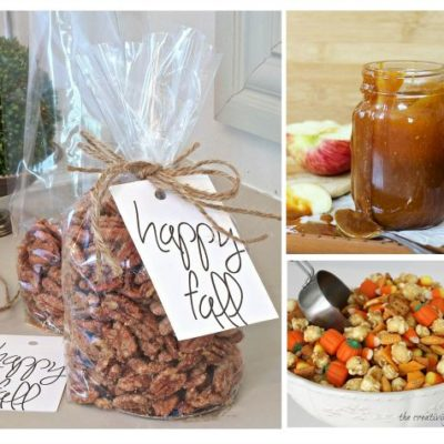 Favorite Fall Sweet Treat Recipes {Claire Brody Designs}
