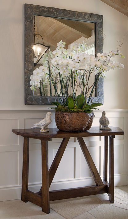 Decorating With Orchids And A Great Trick For Growing Them
