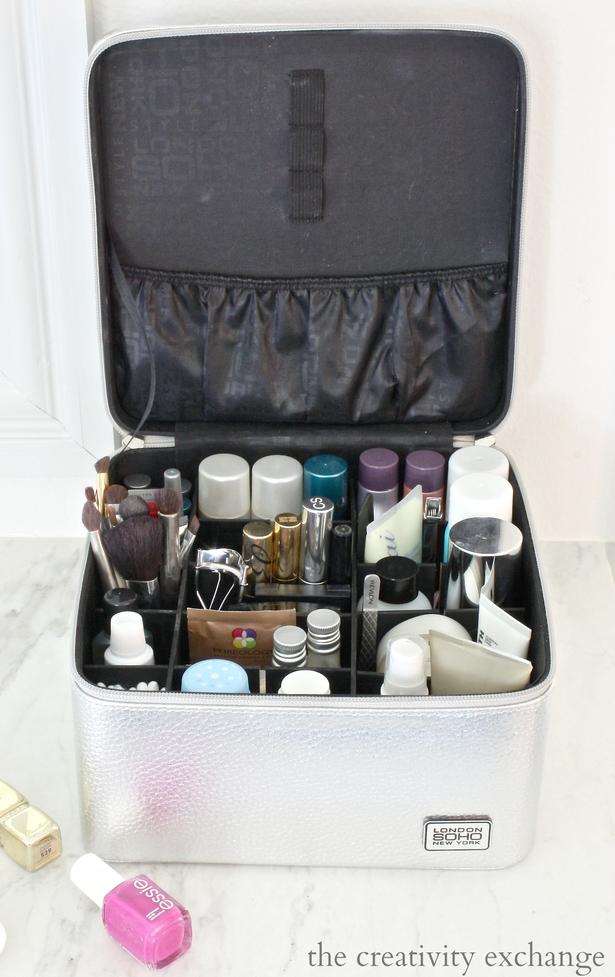 Makeup Travel Bags Target