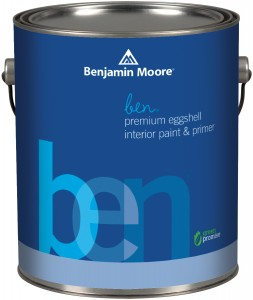 Benjamin Moore paint and primer all in one
