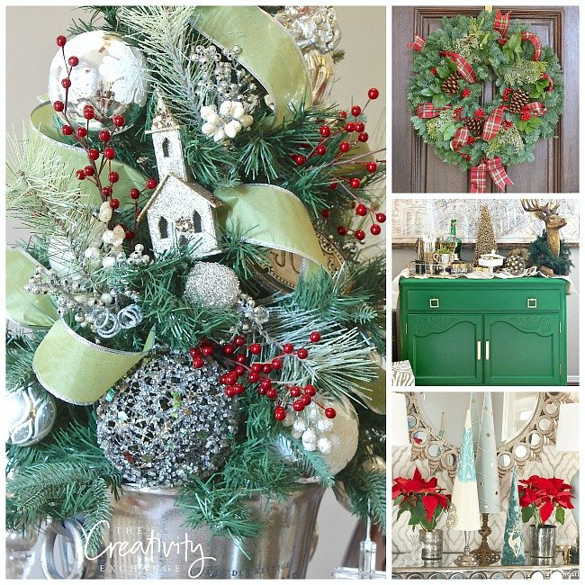 Creative Christmas Decorating Projects and Ideas. The Creativity Exchange