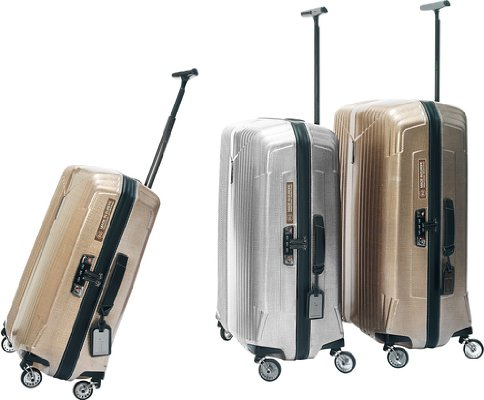 Hartman Spinner Luggage. Oprah's favorites
