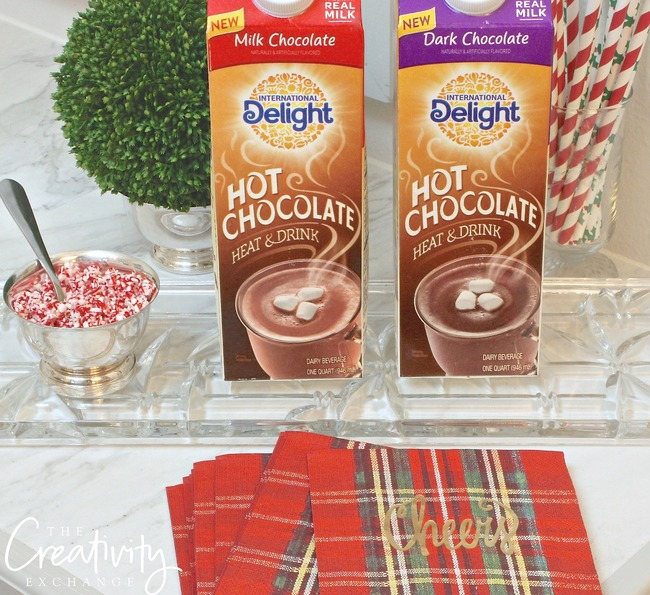 International Delight Hot Chocolate Heat and Drink