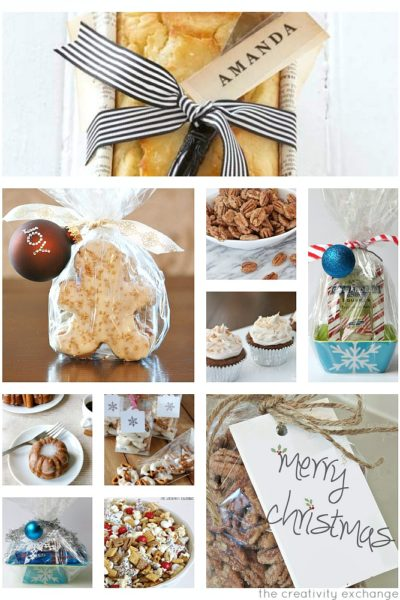 20 Creative and Yummy Homemade Christmas Food Gifts to Give. Creative Ways to Wrap Them. The Creativity Exchange.