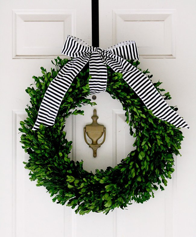 Boxwood Wreath from Target