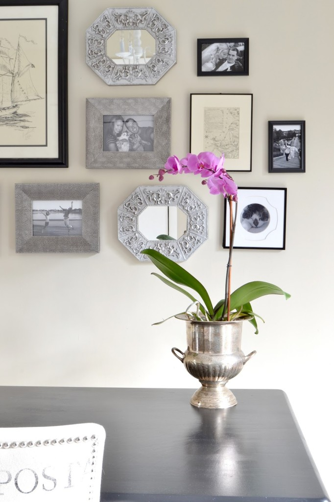 Creative uses and ways to decorate with champagne buckets.
