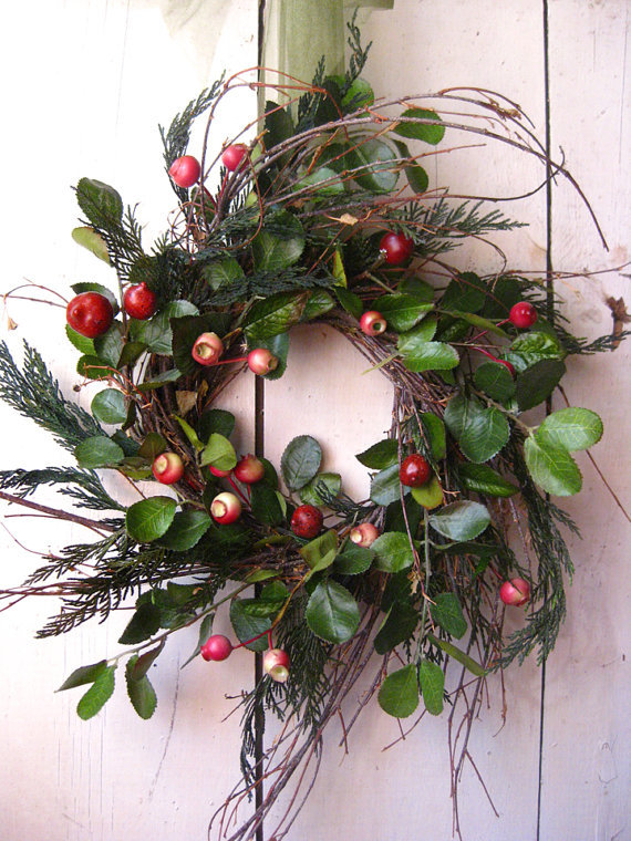 DIY Christmas Wreaths.