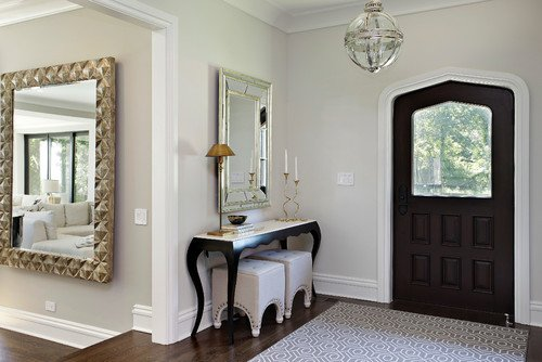 Classic Gray Benjamin Moore. Nearly perfect neutrals