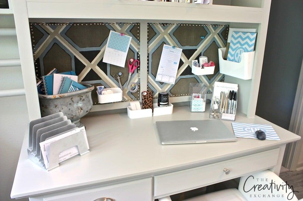 Organizing An Office Desk 26 Cool Organized Office Desks
