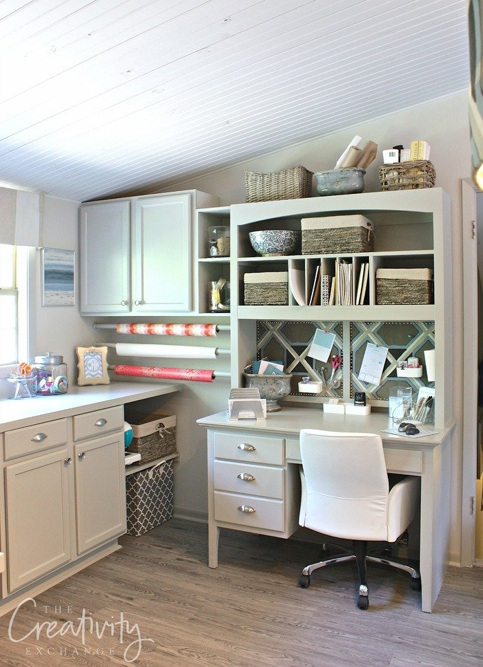 Creative Office and Desk Organizing Solutions