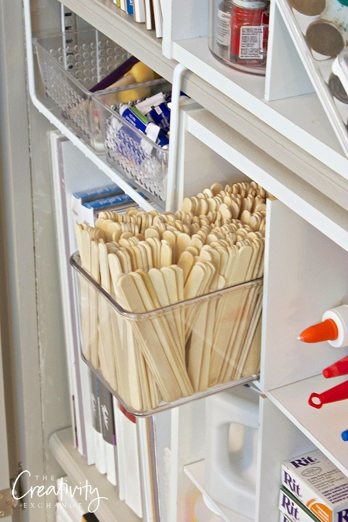 Creative Ways To Organize Craft Supplies And Paint