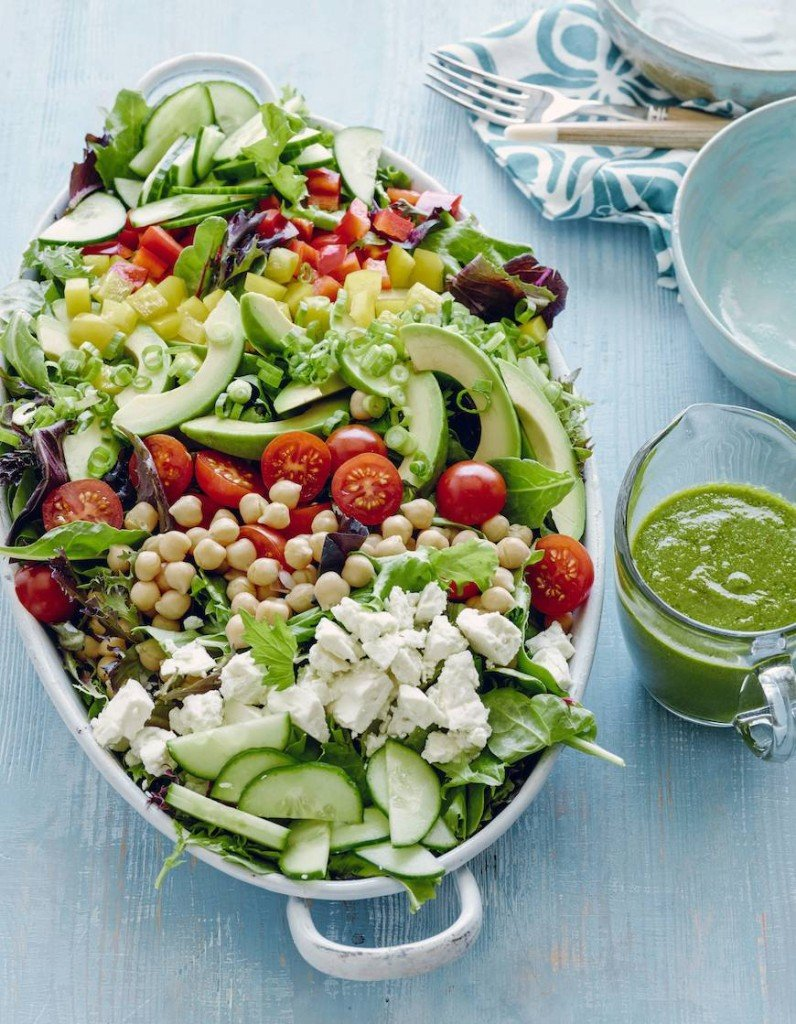 Gaby's Loaded Power Salad