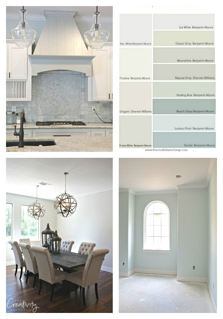 Nearly perfect neutral paint colors for Neutral interior colors