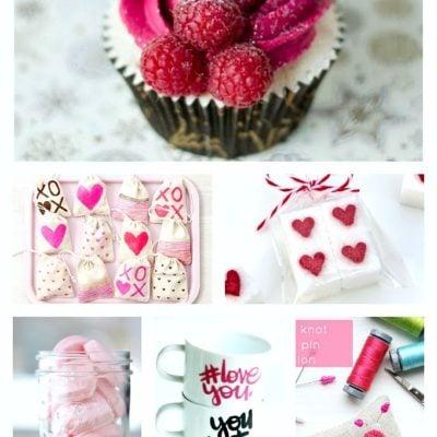 40 Creative Valentine's Day Craft Ideas and Sweet Treats