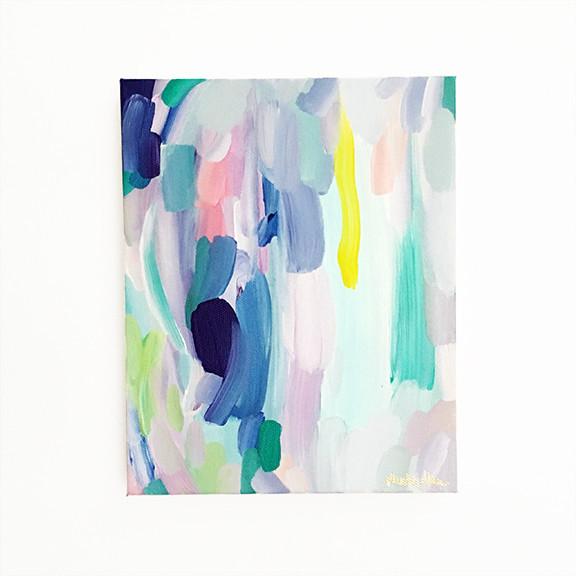 June from artist Mari Orr. Artist Spotlight