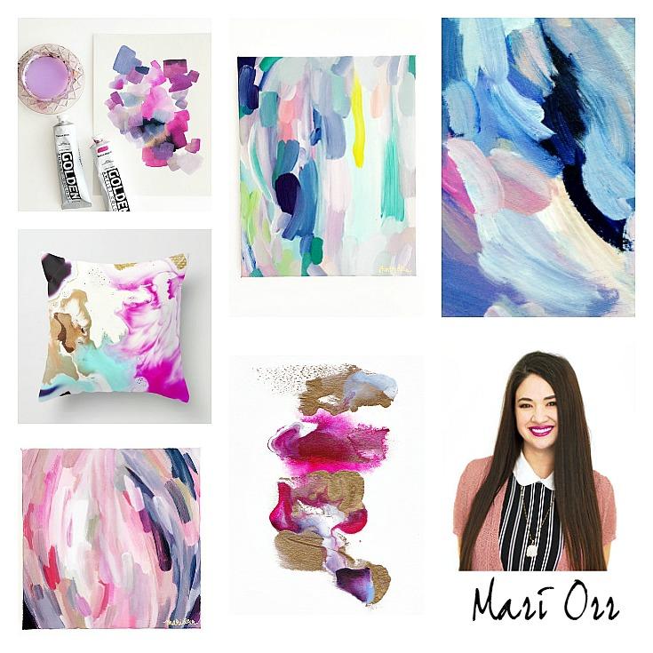 Mari Orr Artist Spotlight