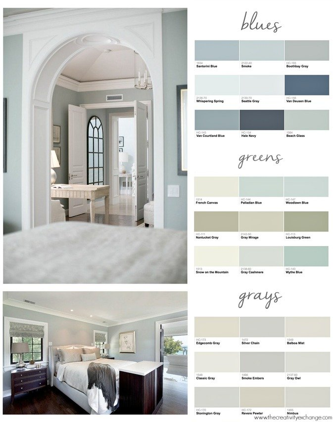 Cyndy aldred Great paint colors