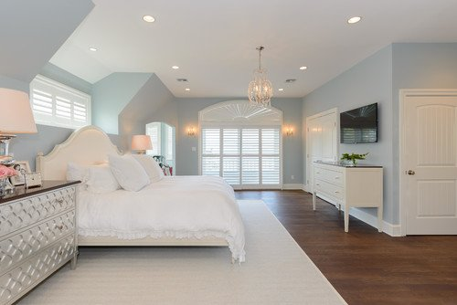 Wonderful Wall Color Is Benjamin Moore Smoke. Wilton Interior Designs And Heather  Ryder Design