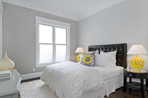 popular bedroom paint colors 14514 | wall paint color is gray owl benjamin moore