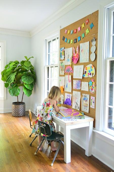Corkboard Gallery