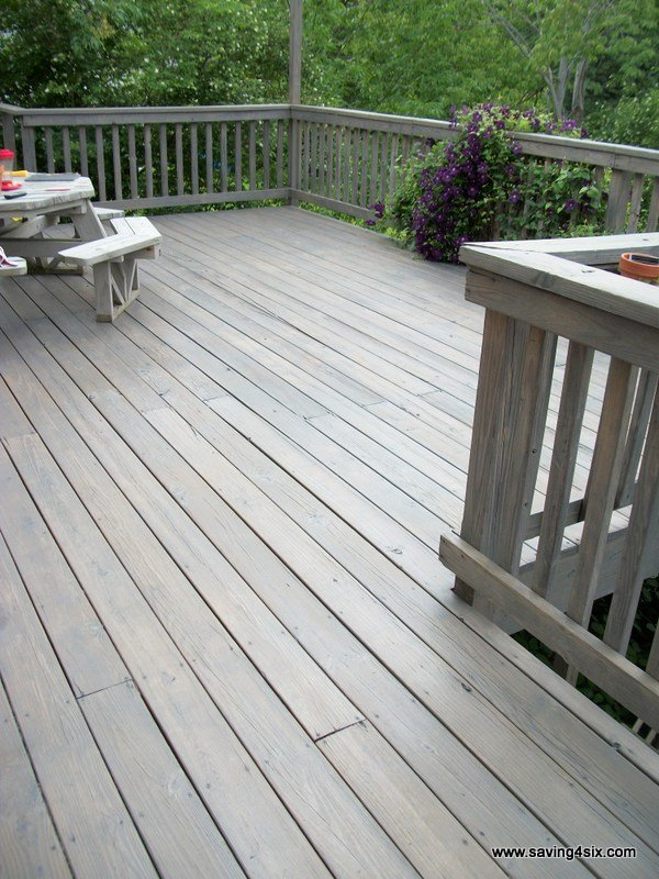 Best paints to use on decks and exterior wood features - Exterior wood paint colors ideas ...