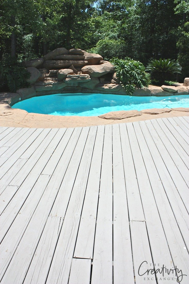 What Paint To Use On Decking