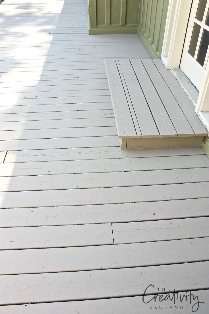 Best deck paints to use that last. - Best Paints To Use On Decks And Exterior Wood Features