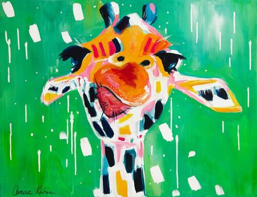 Camel via Amira Rahim. Artist Spotlight