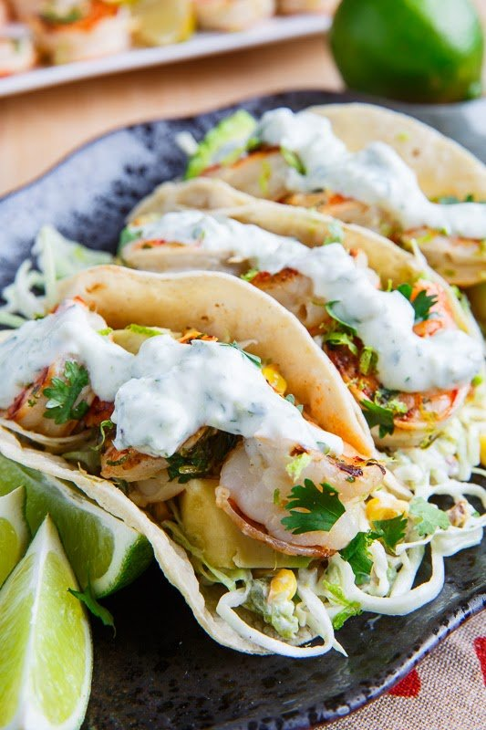 Creative taco combinations and recipes for Sour cream sauce for fish tacos