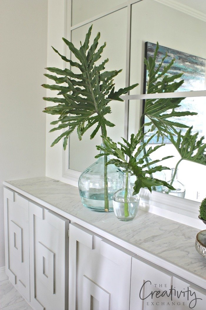 Creative Ways To Display Leaves Branches And Greenery From Your Yard