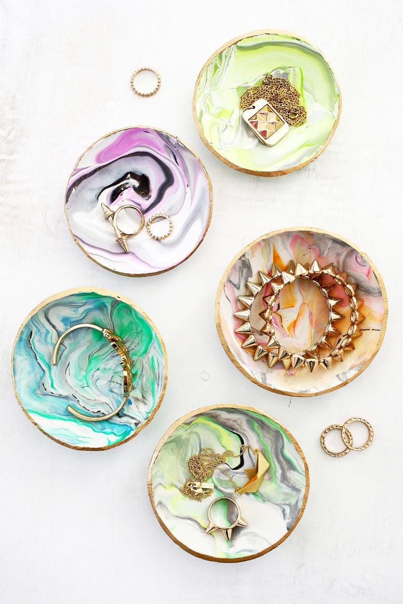 DIY Marble Dish Tutorial