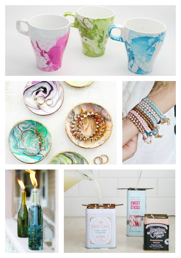 Creative Craft Projects To Try This Summer