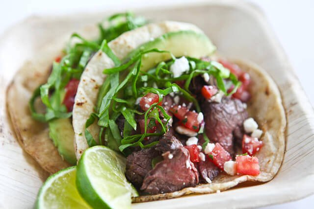 Deceptively simple, these Skirt Steak Tacos are so quick and easy to ...