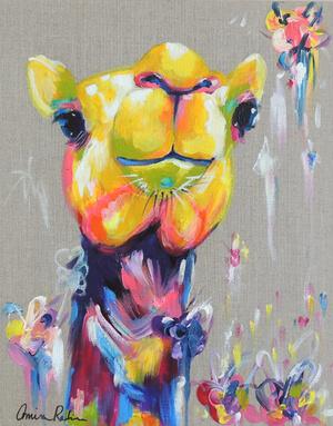"""Yunus"" by Amira Rahim. Artist Spotlight"