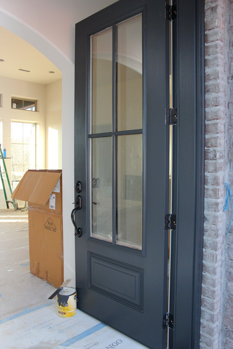 Best selling benjamin moore paint colors - Front door paint colors ...