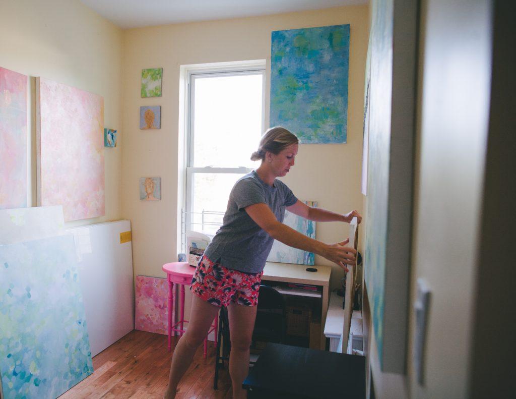 Artist Spotlight Megan Elizabeth.