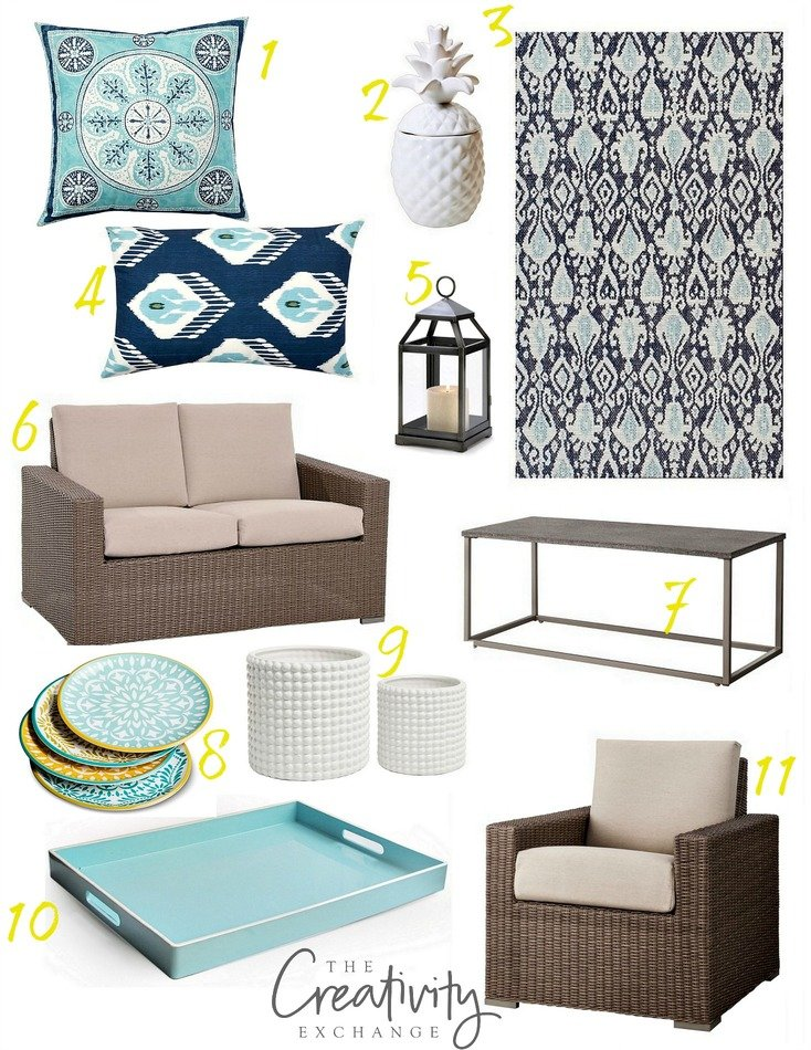 Patio refresh, tips and deals