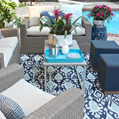 Summer Patio Refresh, Tips and Deals